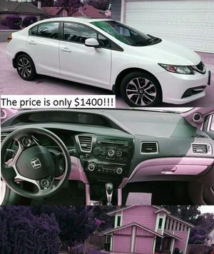 2013 Honda Civic Price$1400 for Sale in Portland, OR