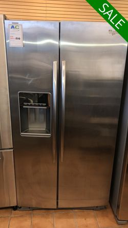 FREE DELIVERY!! Whirlpool CONTACT TODAY! Refrigerator Fridge Side by Side #1487 for Sale in Fort Washington,  MD