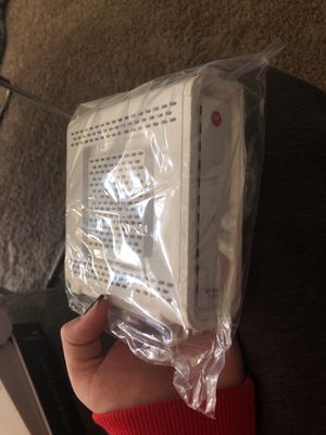 Motorola modem for Sale in Linthicum Heights, MD