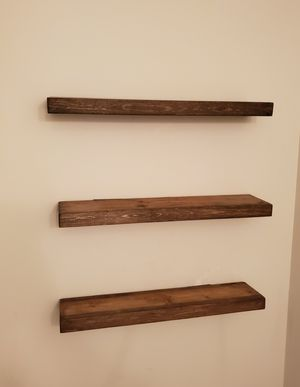 Floating shelves - Bookshelves - 4 for Sale in Pompano Beach, FL