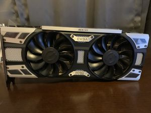 EVGA SUPERCLOCKED 1080 GTX ACX 3.0 8GB GDDR5X for Sale in Los Angeles, CA