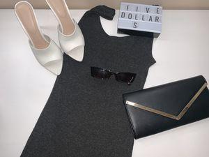 Long gray dress from Forever21 for Sale in Manassas, VA