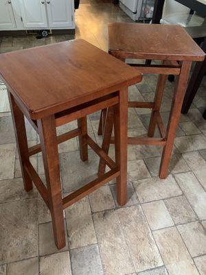 2 Bar stools for Sale in Buffalo, NY