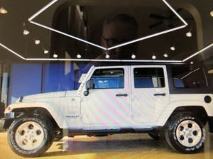 2014 Jeep Wrangler Unlimited Sahara for Sale in Houston, TX