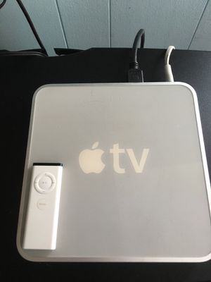 Apple TV 1st generation 40GB for Sale in Annandale, VA