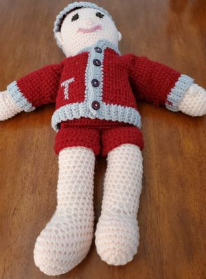 Handcrafted Cochet Doll for Sale in Bolingbrook, IL