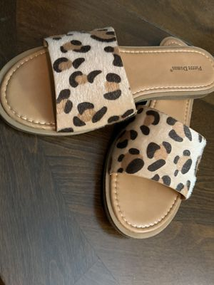 Animal Print Sandals for Sale in Victoria, TX