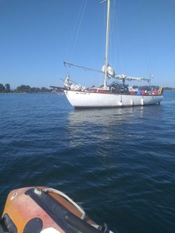 33 foot sailboat for sale or trade for Sale in Vancouver,  WA