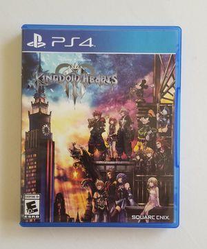 Kingdom Hearts 3 for Sale in Las Vegas, NV