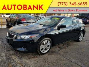 2008 Honda Accord Cpe for Sale in Chicago, IL