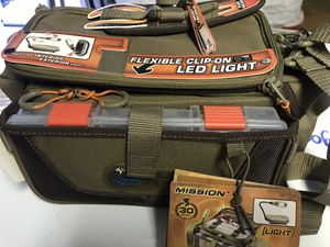 Wild River Mission Fishing Tackle Bag for Sale in Glendale, AZ