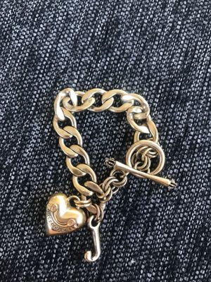 Juicy Couture Gold Bracelet for Sale in Chicago, IL