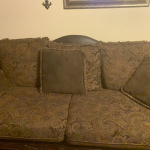 Sofa and Chaise for Sale in Knightdale, NC