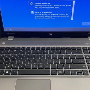 Laptop HP ProBook 4540s With FINGERPRINT Log In for Sale in Miami, FL