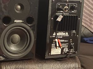 Fostex speakers for Sale in Sanger, CA