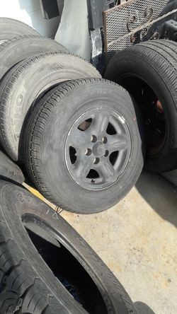 Wheels tires for Sale in Long Beach,  CA