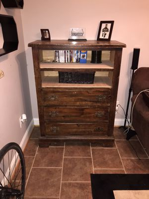 Repurposed drawer chest for storage/decoration. for Sale in Nashville, TN