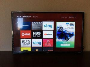 "32"" TCL Roku TV for Sale in Brazil, IN"