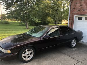 1996 Chevy Impala SS $7500.00 for Sale in Lebanon, TN
