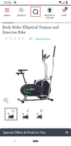 Body Rider Dual Trainer for Sale in Homestead, FL