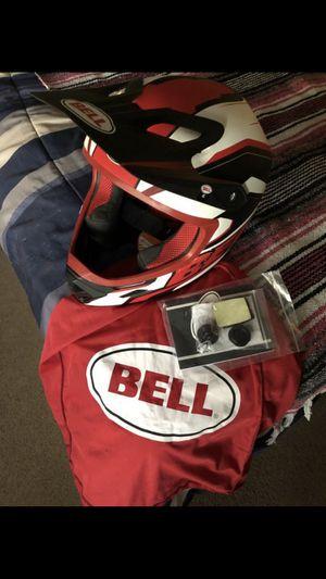 Bell Transfer 9 Full Faced Helmet for Sale in Nuevo, CA