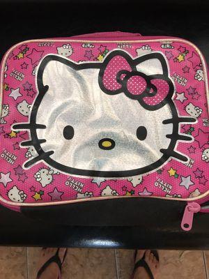 Hello kitty lunchbox for Sale in Goodyear, AZ