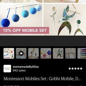 Montessori Mobile Set for Sale in Glendora, CA
