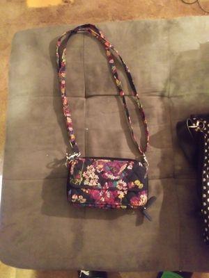 Vera Bradley Crossbody wallet & makeup bag for Sale in St. Louis, MO
