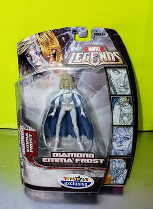 Marvel's Diamond EMMA FROST Exclusive Action Figure/ New for Sale in The Bronx, NY