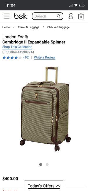 London Fog Spinner Luggage for Sale in Scottsdale, AZ
