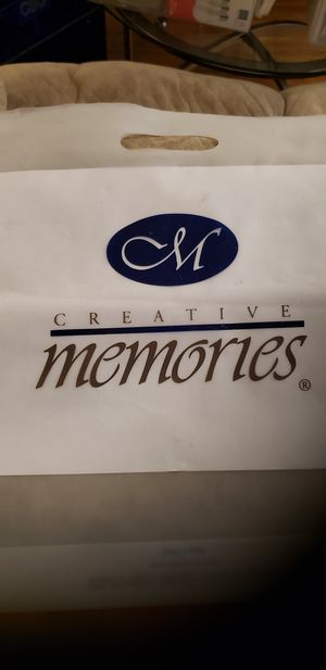 FORMER CREATIVE MEMORIES CONSULTANT - for Sale in Seattle, WA
