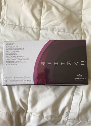 Jeunesse reserve gel packets for Sale in Puyallup, WA