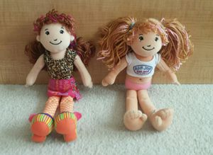 $4 takes both. Groovy Girls Brenna and Lynne Dolls. for Sale in Saint Petersburg, FL