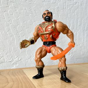 Vintage Heman and the Masters of the Universe Jitsu Action Figure Complete With Armor & Weapon for Sale in Elizabethtown, PA