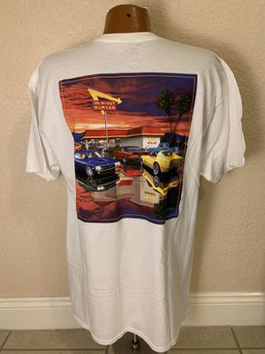 IN-N-OUT Burger Cali Graphic T-shirt. Size XL. Great condition. See pics for Sale for sale  Tamarac, FL