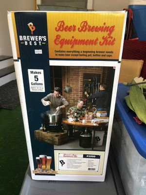 Beer brewing kit for Sale in Raleigh, NC