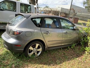 Mazda 3 PARTS ONLY for Sale in Tampa, FL
