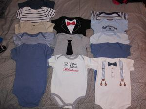$15 for all BABY BOY CLOTHES 12-24 mons for Sale in El Monte, CA