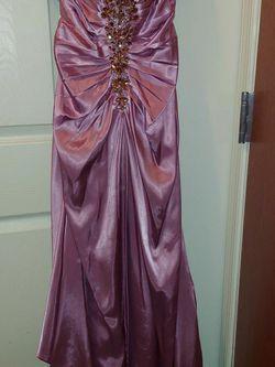 Jeweled Pink Prom Dress for Sale in Glen Burnie,  MD