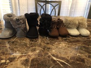 Baby girl boots for Sale in Corpus Christi, TX