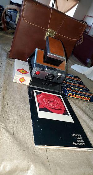 Polaroid SX-70 Land camera for Sale in Modesto, CA