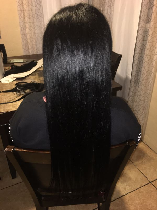 "22"" I tip hair extensions"