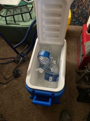 Big wheel pull cooler for Sale in Columbus, OH