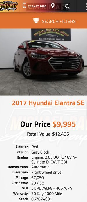 Hyundai for Sale in Cleveland, OH