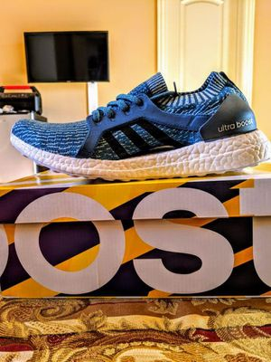 BRAND NEW ADIDAS ULTRABOOST X PARLEY EDITION ➡️ SIZE-10 w/RECEIPT FOR AUTHENTICATION for Sale in Sacramento, CA