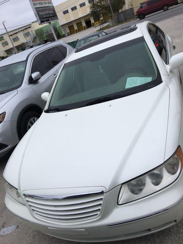 2006 Hyundai Azera Only $500 Down Runs and Great ice cold ac