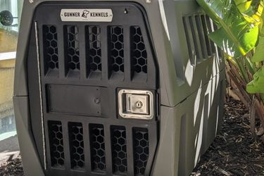 Gunner G1 Dog Kennel Crate + Tie-Down Kit for Sale in Santa Clara,  CA