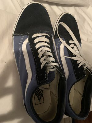 Old skool vans size 11 men's for Sale in Port Arthur, TX