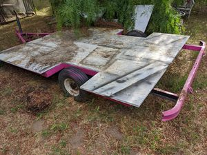 Flatbed trailer for Sale in Riverbank, CA