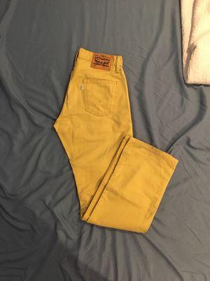 Levi's 514 slim straight 30x32 pants for Sale in Miami, FL